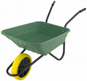 The Walsall Wheelbarrow Company Walsall Brouettes comté Poly increvables Brouette – Vert de la marque The Walsall Wheelbarrow Company image 0 produit