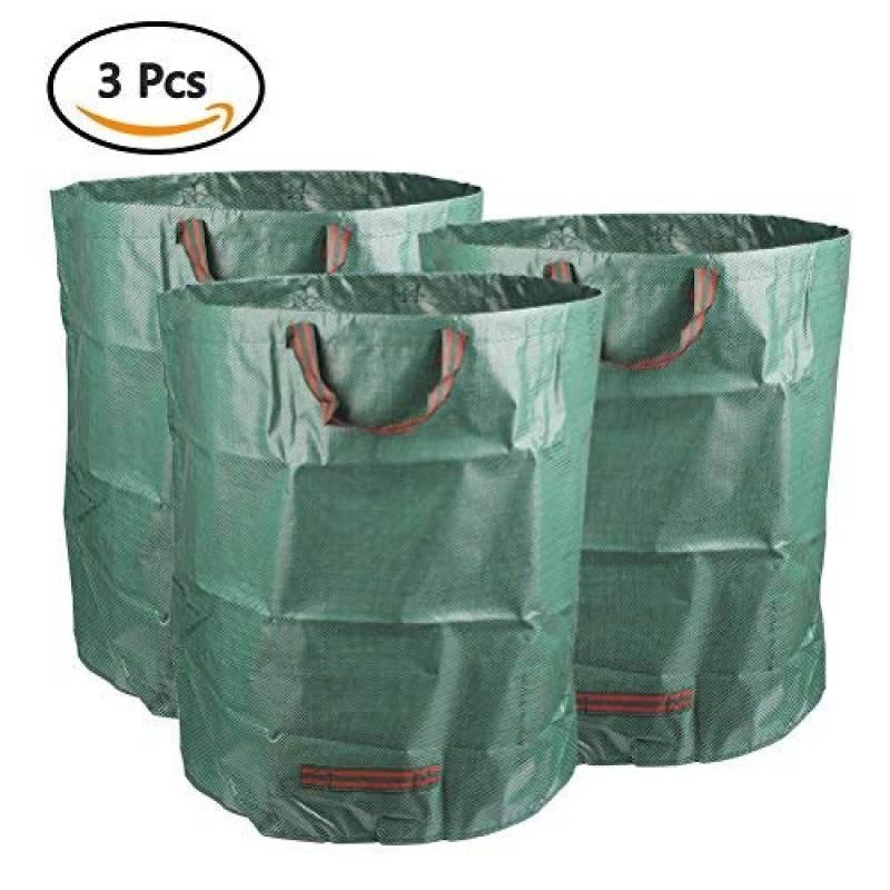 NEUF 2 SACS à déchets DE JARDIN 1 sac 270 Litres + 1 sac 150 Litres PROMO