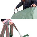 TIMESETL 3Pack Sacs de jardin 810 Litres Pop Up Sac de jardinage avec poignées pour déchets de jardin Weed de la marque TIMESETL image 3 produit