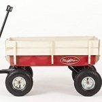 TOBY WAGONS Chariot à Tirer -La meilleure vente d'Europe panier. CE et EN71 Certifié, tirez, remorque, retro, kart, camion, ride sur voiture, enfant, jardin, jouet, jeux, Véhicules, transport, de la marque Toby Wagons image 2 produit
