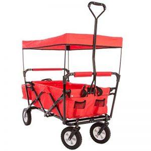 Ultrasport chariot pliable / charriot / charriot de pique-nique, charrette à bras avec housse de transport, supportant une charge maximale de 55kg de la marque Ultrasport image 0 produit