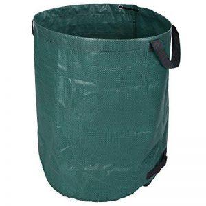 Unbekannt Sacs poubelle de jardin 270liter–Sac de jardin ø67cmxh75cm poubelle sac jardin vert de la marque Unbekannt image 0 produit