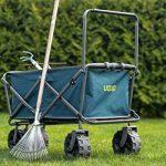 Uquip Buddy – Chariot De Plage Pliant – Capacité de Charge 100 Kg de la marque Uquip image 3 produit