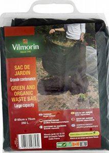 Vilmorin VI00104 Sac de Jardin Grande Contenance Polyéthylène 250 L 65 x 75 cm de la marque Vilmorin image 0 produit