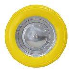 Wolfpack Roue de brouette massive jaune de la marque WOLFPACK image 2 produit
