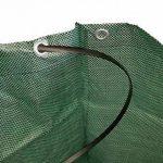 XXL 300L qualité professionnelle Sac avec poignée Coutures Renforcées stable indéchirable pour transporter ou kompostieren les déchets de jardin 300 Liter vert de la marque WeltiesSmartTools image 5 produit