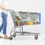 Yiwa Hamac portable de bébé portatif pour le trolley de chariot à provisions de la marque Yiwa image 3 produit
